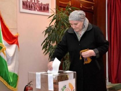 В Таджикистане завтра состоятся президентские выборы