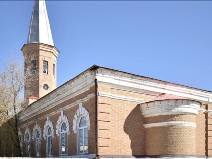 Наследие Казахстана: необычная мечеть в Ойылском районе
