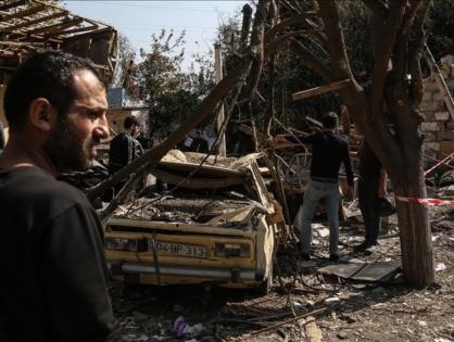 Армения нарушила режим прекращения огня на госгранице с Азербайджаном