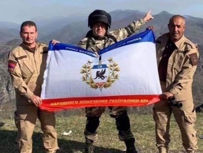 Армения использовала «Союз добровольцев Крыма» как наемников - генпрокуратура Азербайджана (ФОТО)