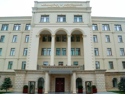 Информация об обстреле армянской территории полная ложь и является очередной провокацией - минобороны Азербайджана