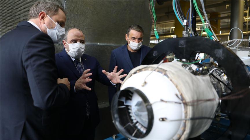В Турции начнется производство турбореактивных двигателей для крылатых ракет