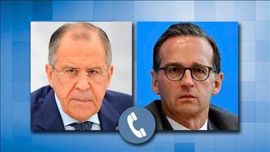 Главы МИД РФ и ФРГ обсудили Карабах