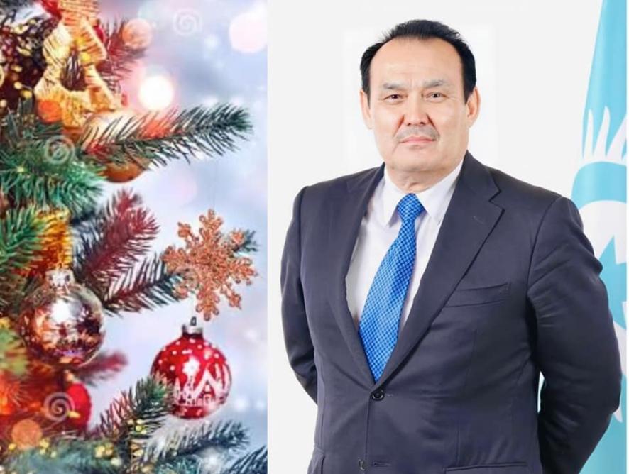 Türk Konseyi Genel Sekreterinin Yeni Yıl Tebrik Mesajı
