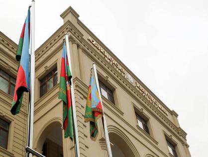 В Азербайджане названо число погибших военнослужащих в Отечественной войне