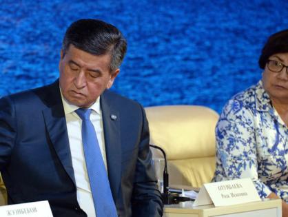 Экс-президент Р.Отунбаева назвала самую главную ошибку С.Жээнбекова