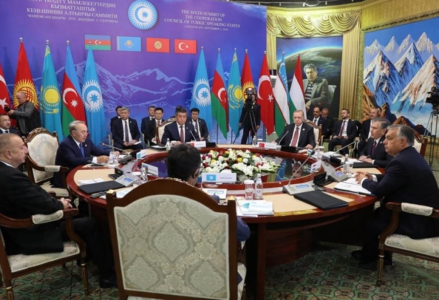 Тюркский совет осудил санкции США в отношении Турции