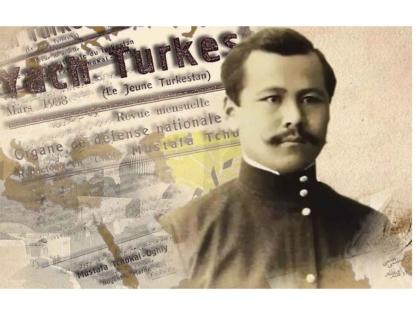 Мұстафа Шоқай және «Яш Түркістан»
