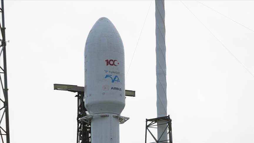 Завершено тестирования подсистем спутника Türksat-5A