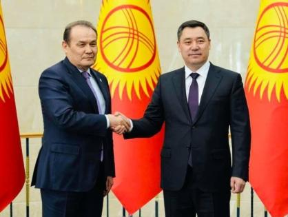 Генеральный секретарь Тюркского Совета принял участие в церемонии инаугурации Президента Кыргызстана