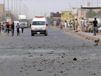 Жертвами теракта в Багдаде стали 32 человека