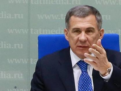 Глава Татарстана не может именоваться президентом, - прокуратура