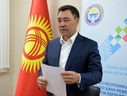 Қырғыз Республикасы: Көпшілік Садыр Жапаровты таңдады