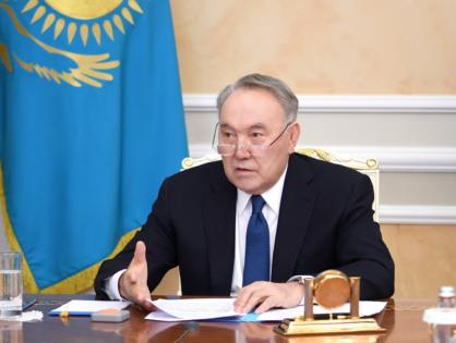 Қазақстан Республикасының Тұңғыш Президенті – Елбасы Нұрсұлтан Назарбаевтың төрағалығымен Қауіпсіздік Кеңесінің отырысы өтті