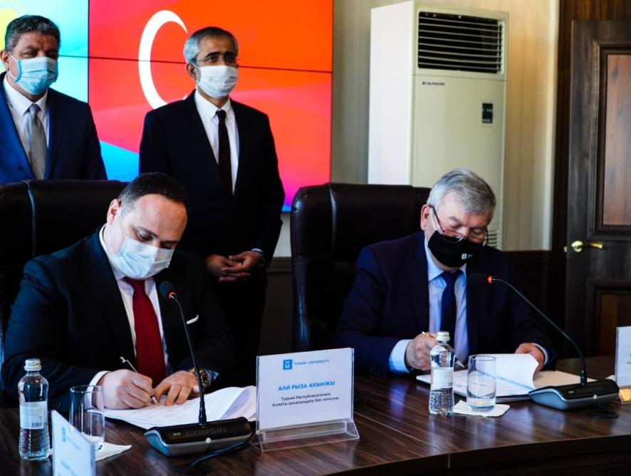 Müsiad Kazakistan ile Turan Üniversitesi İşbirliği Yapacak