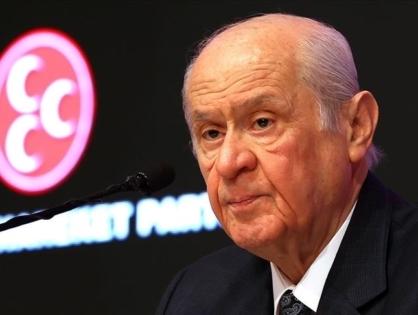 Турция нуждается в новой Конституции - Бахчели