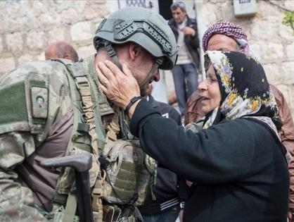 New York Times: Турция – единственная, кто на деле помогает миллионам сирийцев