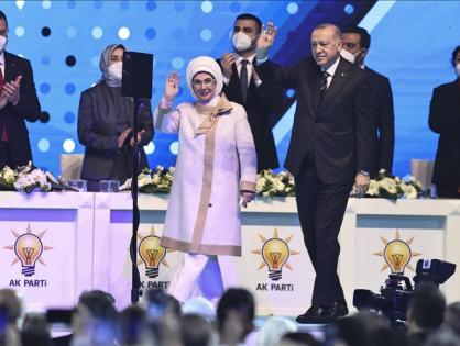 Эрдоган: Турция полна решимости войти в число мировых держав