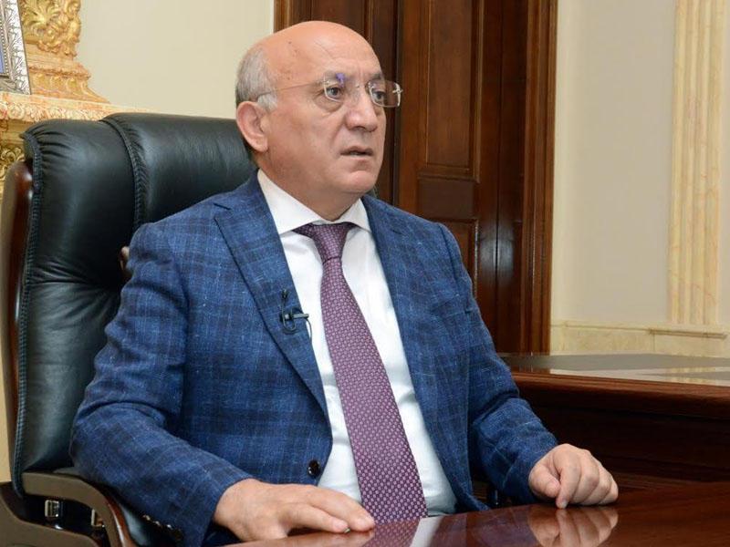 М.Гурбанлы: Почти все из 128 албанских храмов, 67 мечетей, в том числе 48 гробниц, 192 святыни, находящихся на ранее оккупированных территориях или григорианизированы (армянизированы) или разрушены