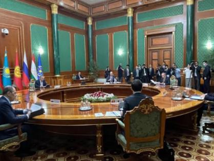 В Душанбе прошло заседание министров иностранных дел стран-членов ОДКБ