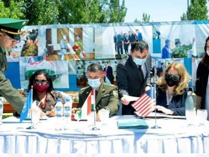 На границе Узбекистана и Таджикистана открылись два офиса пограничного взаимодействия