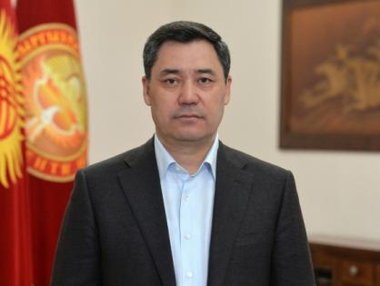 Президент Садыр Жапаров сделал обращение в связи со стабилизацией ситуации на кыргызско-таджикской границе - фото/видео