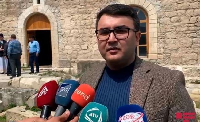 """Revan Hasanov: Cumhurbaşkanı İlham Aliyev'ın """"Karabağ Azerbaycandır"""" mesajı tüm Azerbaycan vatandaşlarının ortak sesiydi"""