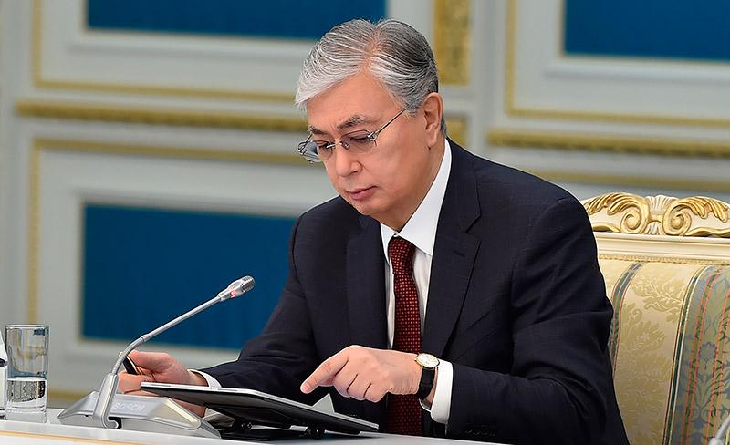 Поздравление Главы государства Касым-Жомарта Токаева с праздником Пасхи