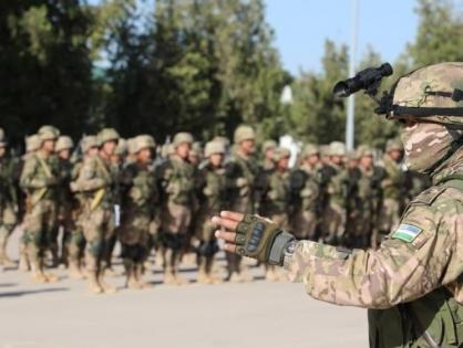 Узбекистан привел армию в полную боеготовность из-за обострения ситуации в Афганистане