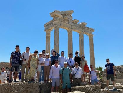 Анталья сапарнамасы: Түркияның «Қауіпсіз туризм» бағдарламасы жайында бірер сөз