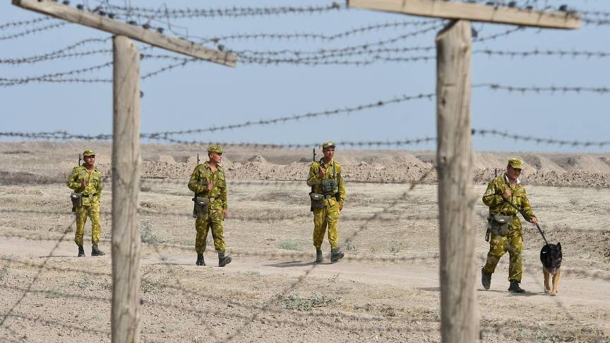 На границе Кыргызстана и Таджикистана произошла перестрелка