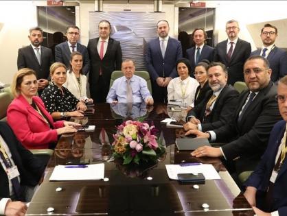 Эрдоган назвал условие нормализации отношений с Арменией
