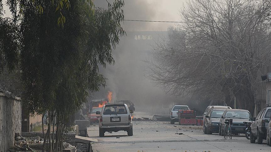 В районе аэропорта в Кабуле прогремел еще один взрыв