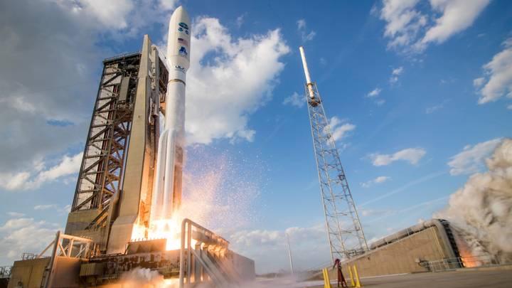 США отказались от покупки ракетных двигателей в России