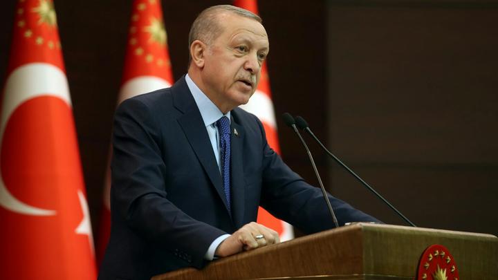 Эрдоган заявил об ожидании важных решений на переговорах с Путиным в Сочи