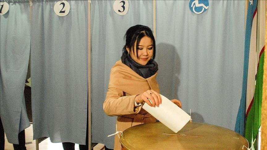 В Узбекистане завершилось досрочное голосование на выборах президента